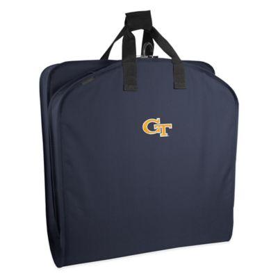 WallyBags® Georgia Tech 40-Inch Garment Bag with Handles