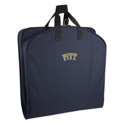 WallyBags® University of Pittsburgh 40-Inch Garment Bag with Handles