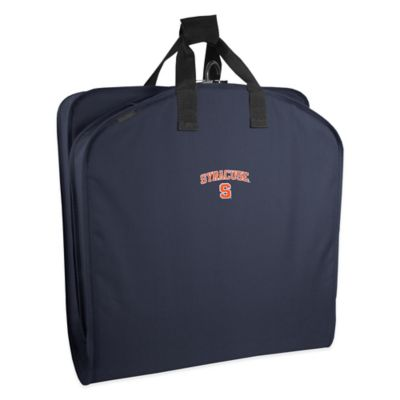 WallyBags® Syracuse University 40-Inch Garment Bag with Handles