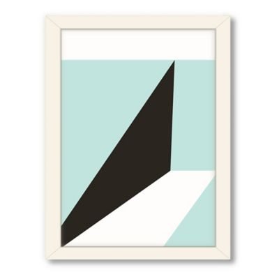 Americanflat Urban Road Collection Geo 16 Framed Art Work
