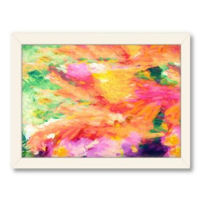 Americanflat Urban Road Collection Untitled 78 Framed Wall Art