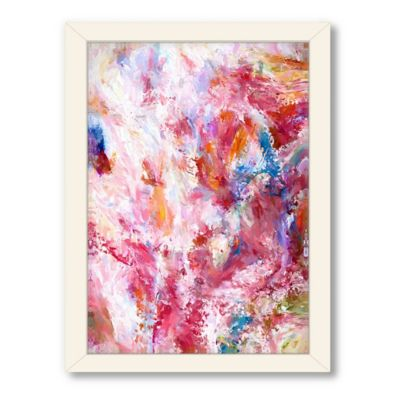 Americanflat Urban Road Collection Untitled 79 Framed Wall Art