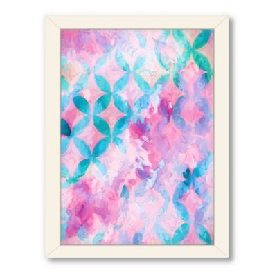 Americanflat Urban Road Collection Untitled 83 Framed Art Work