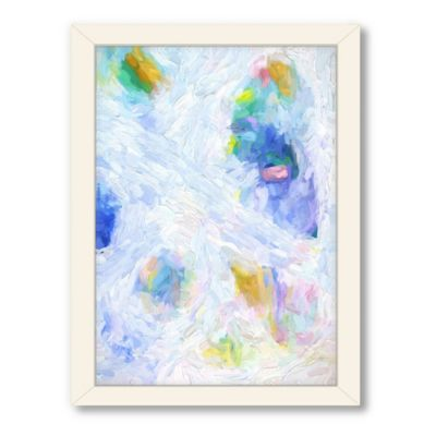 Americanflat Urban Road Collection Untitled 90 Framed Art Work