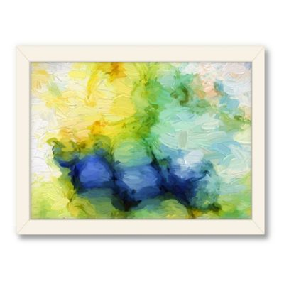 Americanflat Urban Road Collection Untitled 93 Framed Wall Art