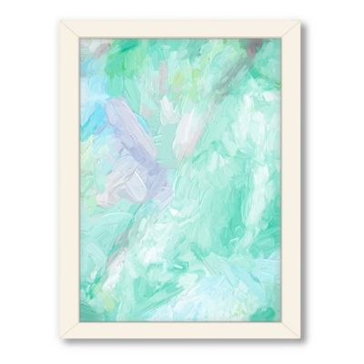 Americanflat Urban Road Collection Untitled 108 Framed Art Work