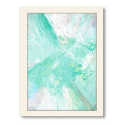 Americanflat Urban Road Collection Untitled 109 Framed Art Work