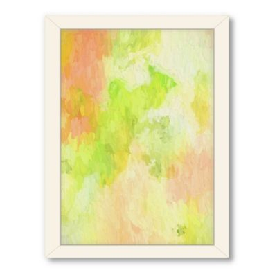 Americanflat Urban Road Collection Untitled 110 Framed Art Work