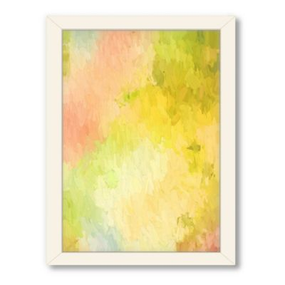 Americanflat Urban Road Collection Untitled 111 Framed Art Work