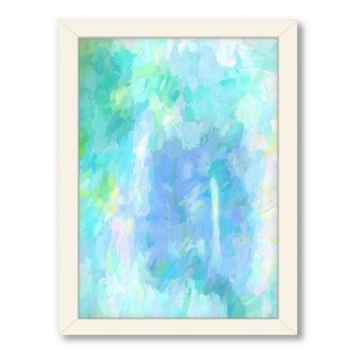 Americanflat Urban Road Collection Untitled 112 Framed Art Work