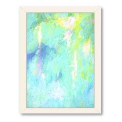 Americanflat Urban Road Collection Untitled 113 Framed Art Work