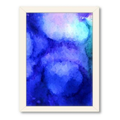 Americanflat Urban Road Collection Untitled 114 Framed Art Work