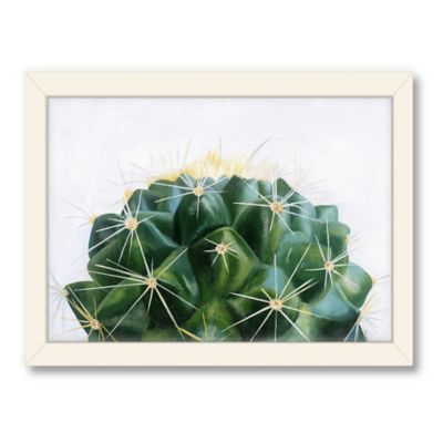Americanflat Urban Road Collection Cacti Framed Art Work