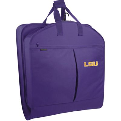 LSU 40-Inch Garment Bag with Pockets and Handles