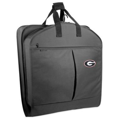 University of Georgia 40-Inch Garment Bag with Pockets and Handles