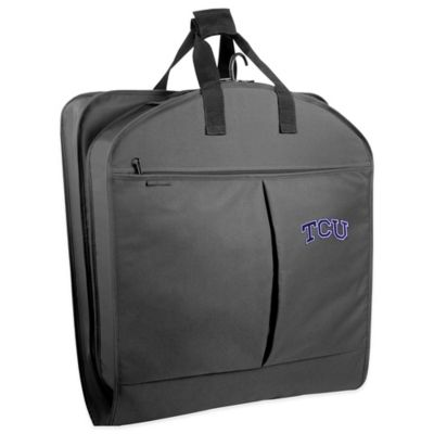 TCU 40-Inch Garment Bag with Pockets and Handles