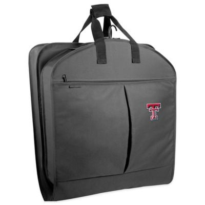 Texas Tech University 40-Inch Garment Bag with Pockets and Handles