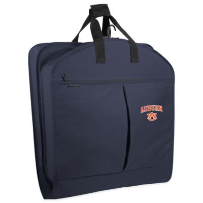 Auburn University 40-Inch Garment Bag with Pockets and Handles