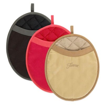Fiesta® Solid Pot Holder in Black