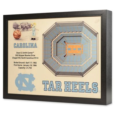 University of North Carolina Stadium Views Wall Art
