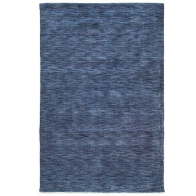 Kaleen Renaissance 5-Foot x 7-Foot 6-Inch Rug in Blue