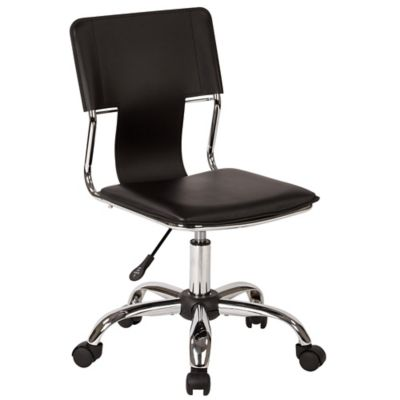 Carina Task Chair in White
