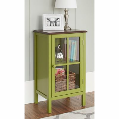 Green Console Tables