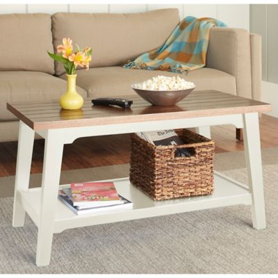 Chatham House Newport Coffee Table in Black
