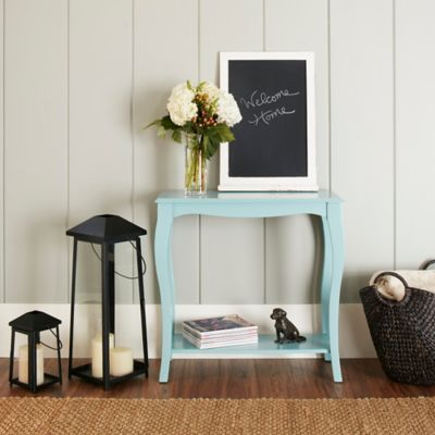 Blue Console Tables
