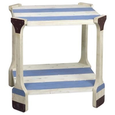 Marina 22-Inch x 18-Inch End Table
