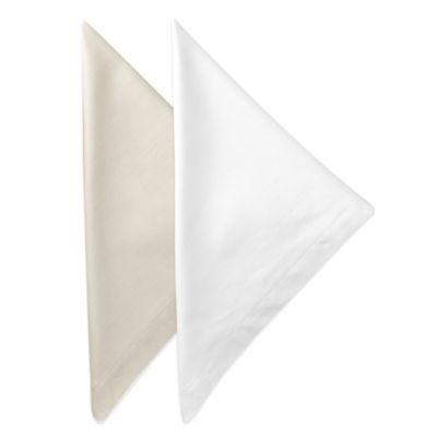 Wamsutta® Oversized Napkins in White (Set of 6)