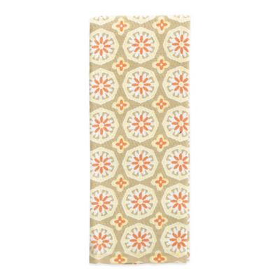 Fiesta® Daisy Stamp Kitchen Towel