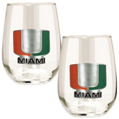 NCAA Drinking Glasses