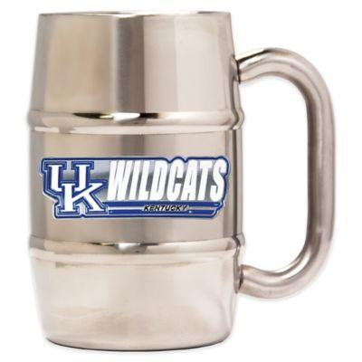 University of Kentucky Barrel Mug