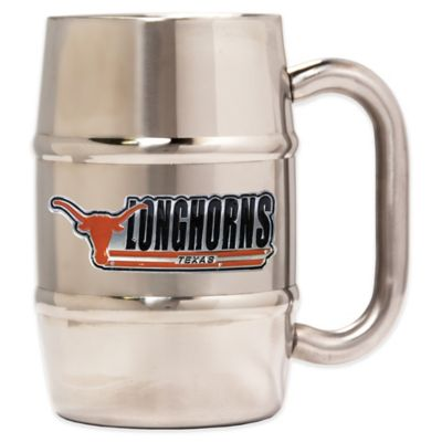 University of Texas Barrel Mug