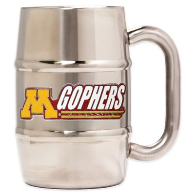 University of Minnesota Barrel Mug