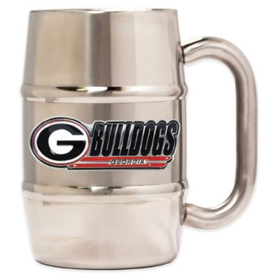 University of Georgia Barrel Mug