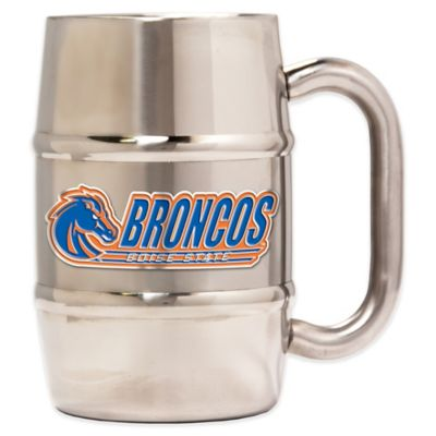 Boise State University Barrel Mug
