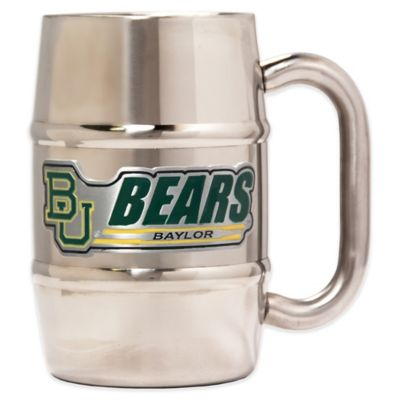 Baylor University Barrel Mug