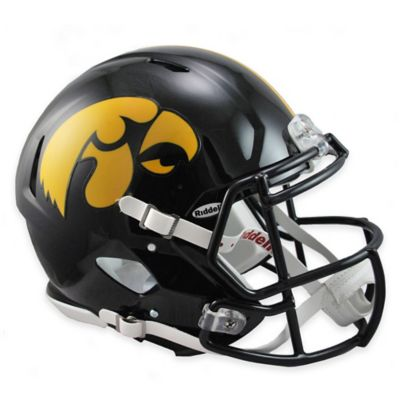 Riddell® University of Iowa Authentic Revolution Speed Helmet