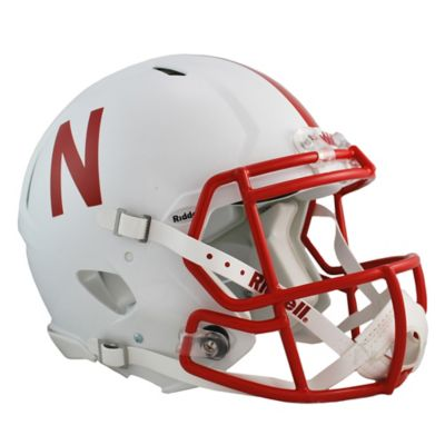 Riddell® University of Nebraska Authentic Revolution Speed Helmet