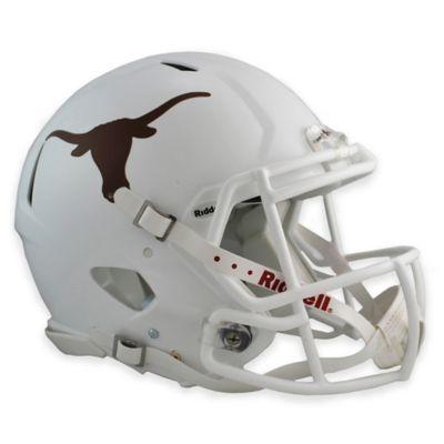 Riddell® University of Texas Authentic Revolution Speed Helmet