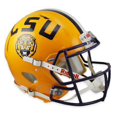 Riddell® LSU Authentic Revolution Speed Helmet
