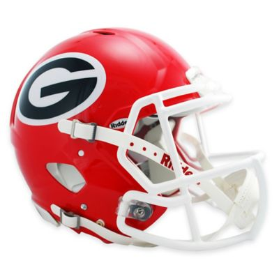 Riddell® University of Georgia Authentic Revolution Speed Helmet