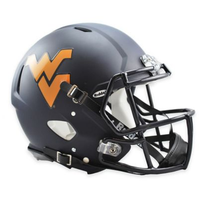 Riddell® West Virginia University Authentic Revolution Speed Helmet