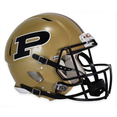 Riddell® University of Purdue Authentic Revolution Speed Helmet