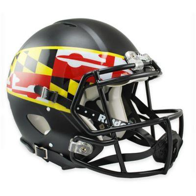 Riddell® University of Maryland Authentic Revolution Speed Helmet