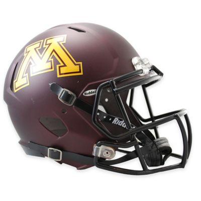 Riddell® University of Minnesota Authentic Revolution Speed Helmet