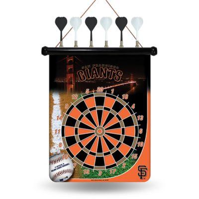 MLB San Francisco Giants Magnetic Dart Board