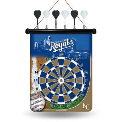 MLB Kansas City Royals Magnetic Dart Board